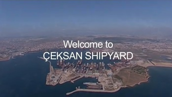 Ceksan Shipyard Intro